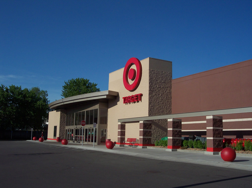 Target Stores 40 Projects In 16 States
