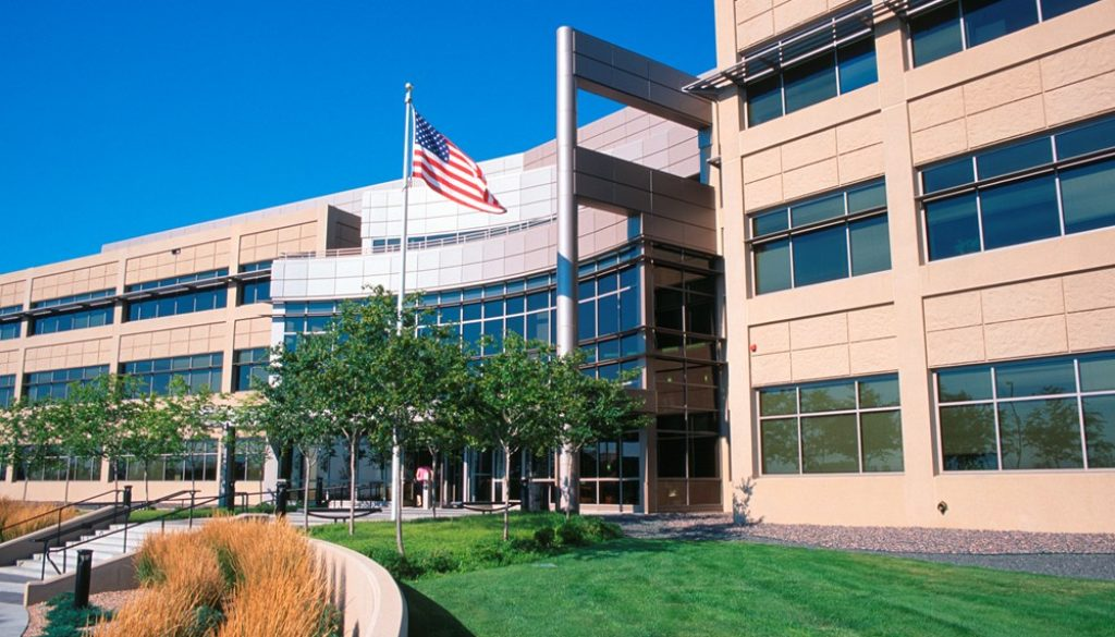 Federal Department of Transportation Office Complex Lakewood, Colorado