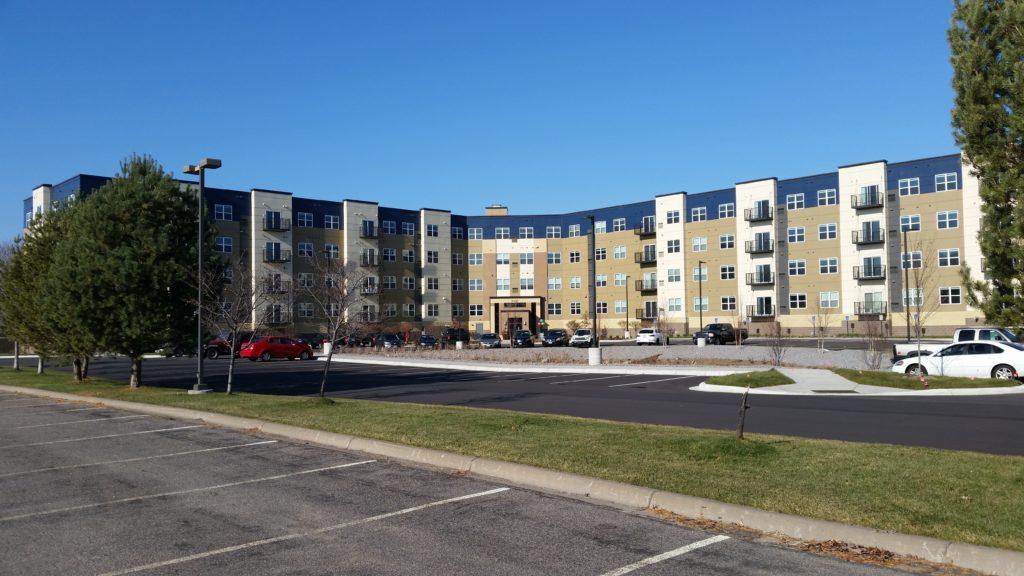 Blaine Apartments